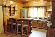 Коттедж, 1-й этаж, кухня